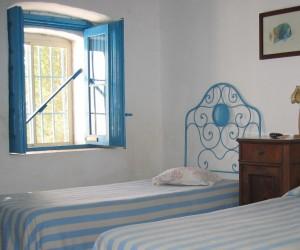 Trullo Bianco - Camera da letto