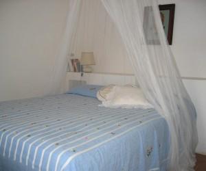 Trullo Bianco - Particolare del letto
