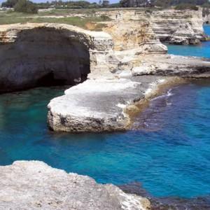 Uno scorcio del Mar Jonio